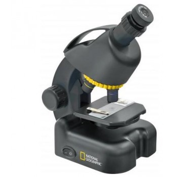 National Geographic 40-640x mikroscope with smartphone adapter