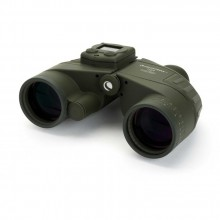 Celestron Cavalry 7x50 binoculars with GPS, digital compass and reticle