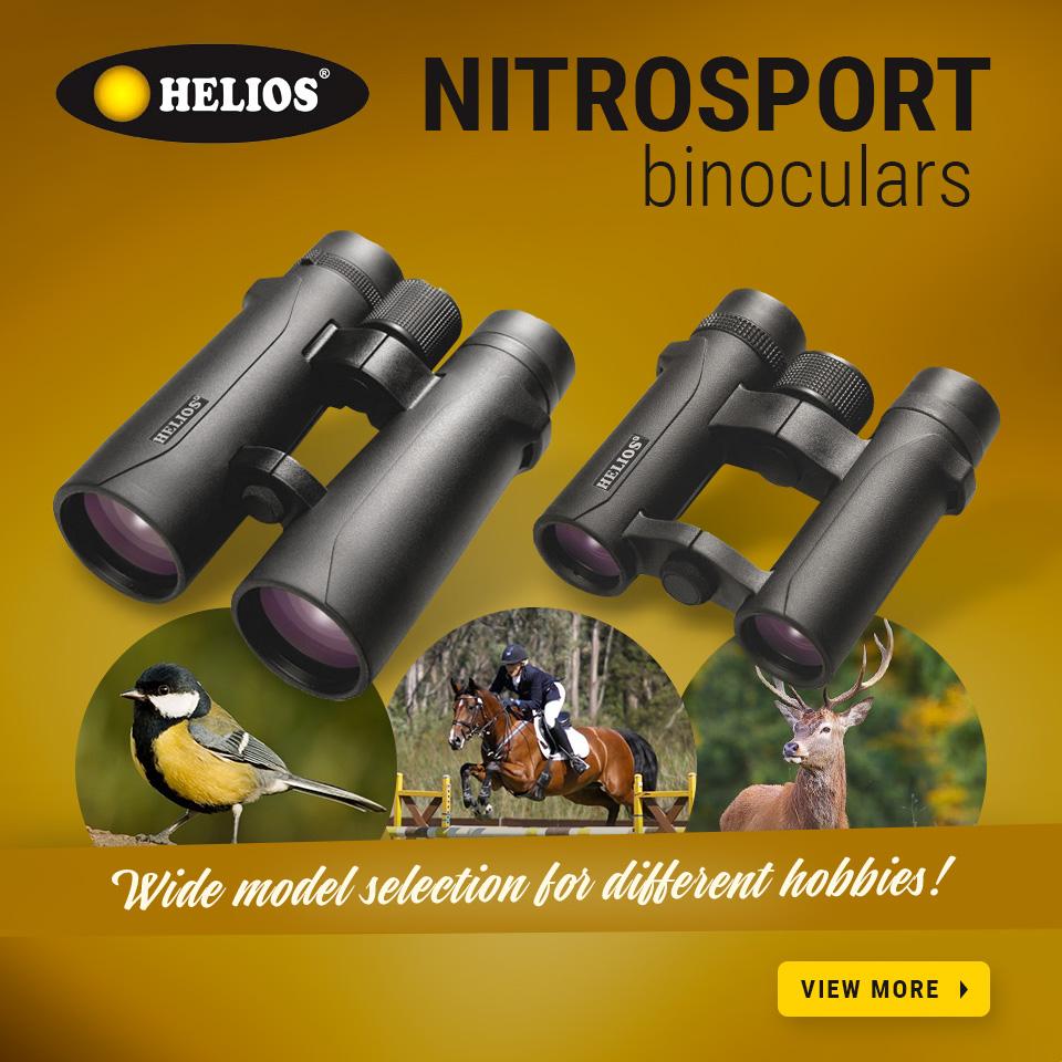Nitrosport binoculars