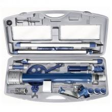 Telescope Bresser 60/700 blue/grey