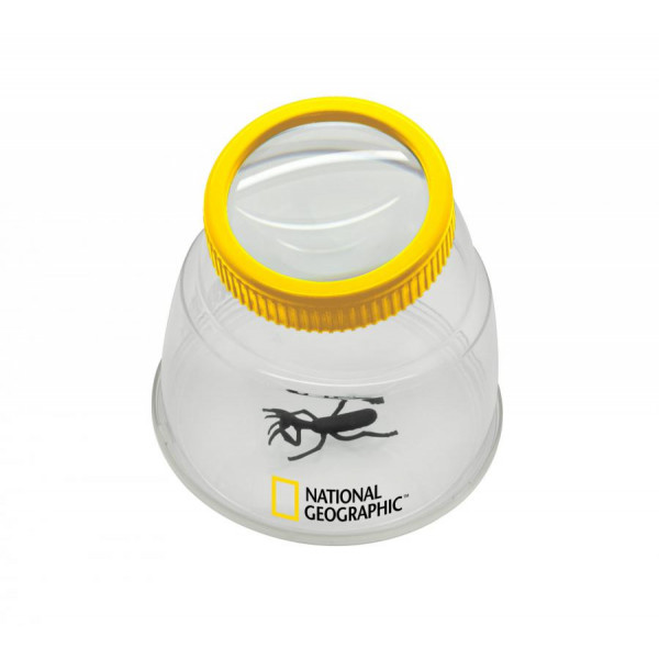 National Geographic 5x cup magnifier