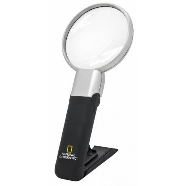 National Geographic 2 in 1 LED magnifier