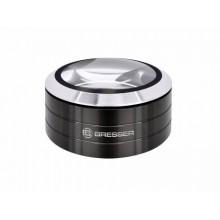 Bresser LED 5x desk magnifier