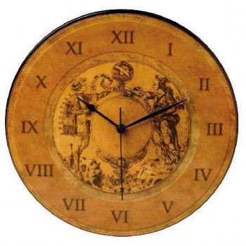 Zoffoli Treesse 007-4 clock