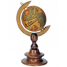 Mini world globe accessory