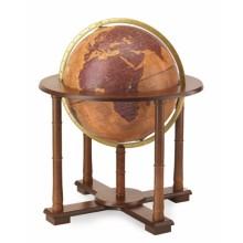 """Floorstanding globe """"Aquarius"""""""