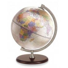 """Educational desk globe """"James Cook""""- Pink Political"""