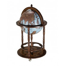 "Bar globe ""Giunone""- Blue Ocean"