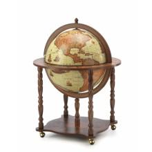 "Large bar globe ""Dedalo""- Safari"