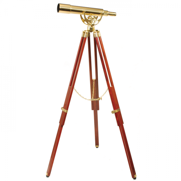 Fine Brass 2060 decorative telescope