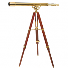 Fine Brass 6040 decorative telescope