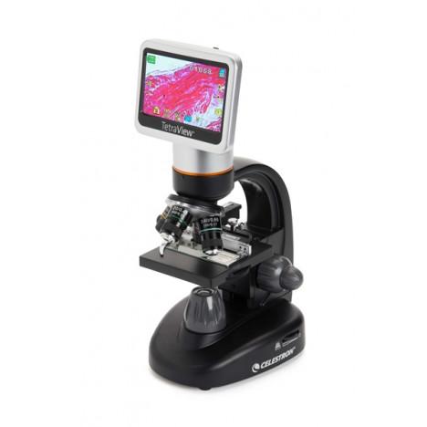 Celestron Tetraview LCD digital microscope