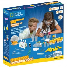 National Geographic experiment set chemistry