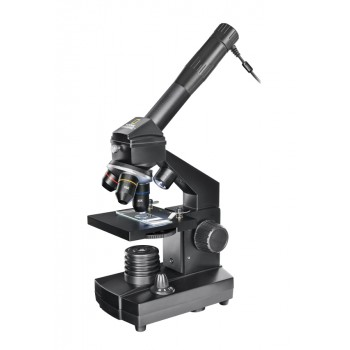 National Geographic 40X-1024X microscope set