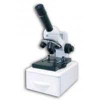 Bresser Duolux microscope 20x-1280x