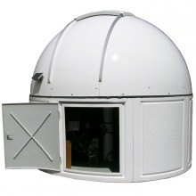 Observatory Sirius 3.5m School Model with walls