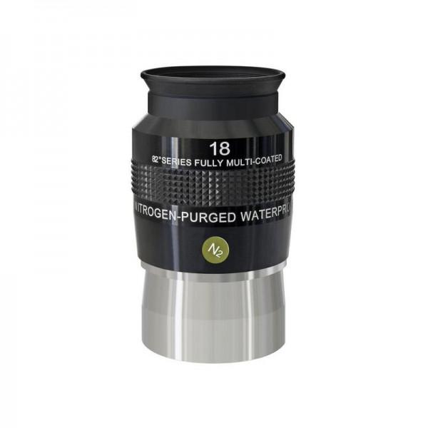 """Eyepiece Explore Scientific, 82° 18mm (2"""")"""