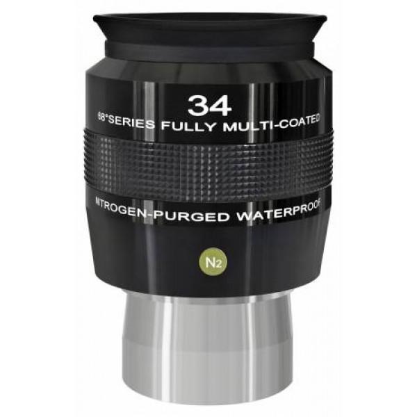 """Explore Scientific 68° 34mm (2"""") AR eyepiece"""
