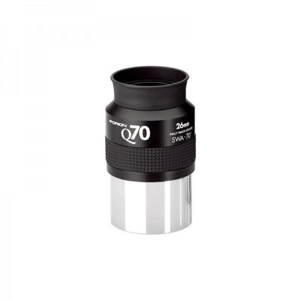 "Orion Q70 26mm (2"") eyepiece"