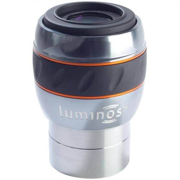 "Celestron Luminos 19mm (2"") eyepiece"