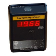 Unihedron Photometer Sky Quality meter with lens