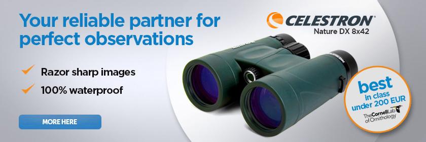 Binoculars Celestron Nature DX