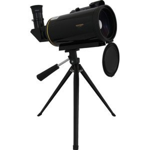 Omegon MightyMak 80 Maksutov telescope with LED finder