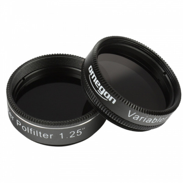 "Omegon 1.25"" variable grey filter"