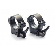 Rusan Roll-off Rings - prism 19 (CZ 550) - 30mm, quick-release, H19