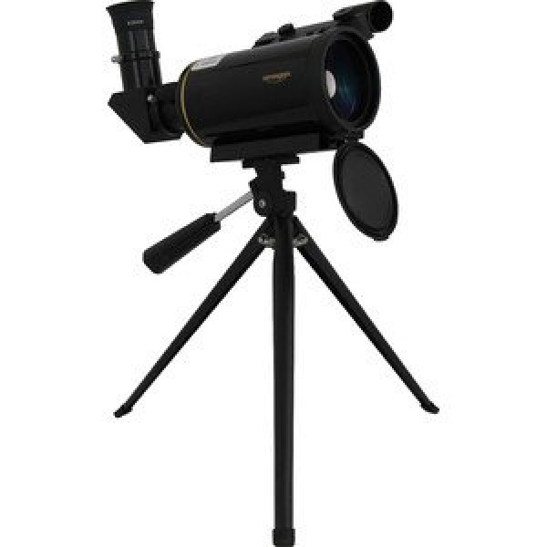 Omegon MightyMak 60 Maksutov telescope with LED finder
