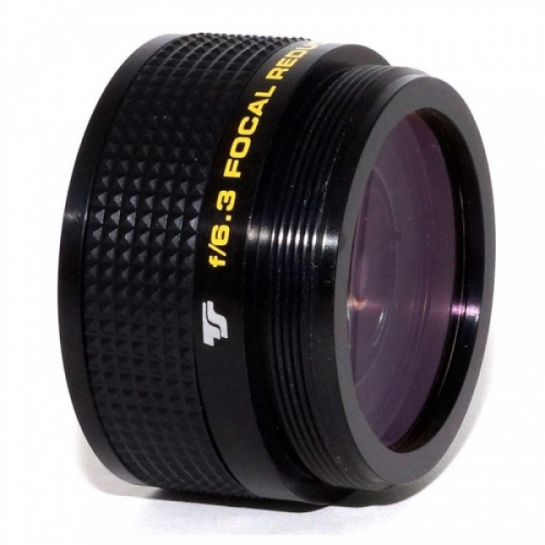 TS Optics F/6.3 focal reducer/corrector for SC telescopes