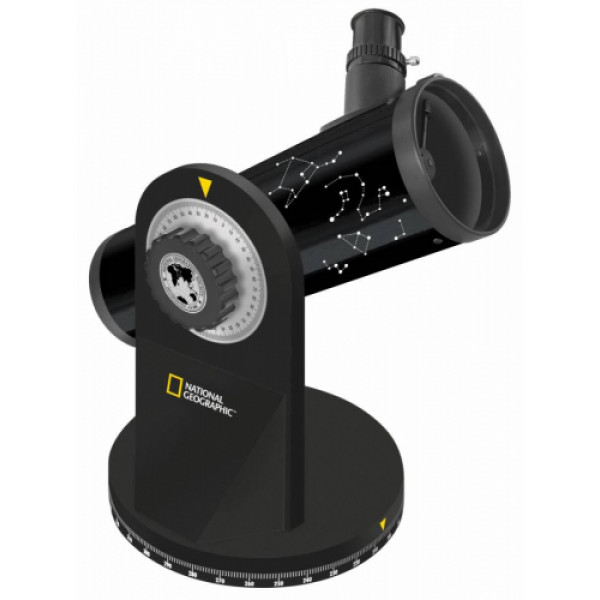 National Geographic 76/350 telescope