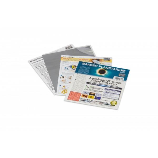 Celestron AstroSolar Safety Film ECO-Size 5.0, 140x155mm sun filter