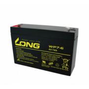 LONG 6V 7Ah Battery