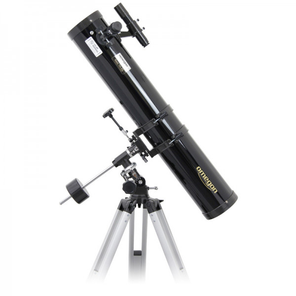 Omegon 114/900 EQ-1 telescope