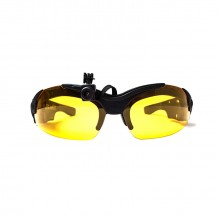 AimCam Airsoft video camera glasses